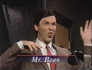 SNL's Mr Bean