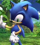 Sonic the Hedgehog in Super Smash Bros. Brawl
