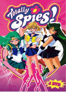 Totally spies chris2015 style