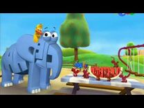 WordWorld Elephants