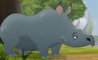 Black Rhinoceros TLG