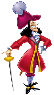 Captain hook disney