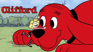 Clifford the Big Red Dog with Emily Elizabeth