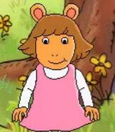 DW Read in Arthur's Kindergarten