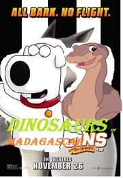 Dinosaurs Of Madagascar