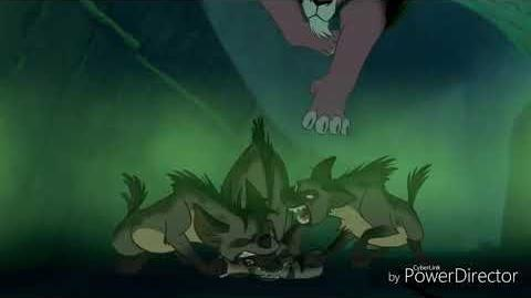 "Little Shop of Horrors (EJL423 Style) Part 22 ""Suppertime (Reprise)"" Scar Attacks Ariel"