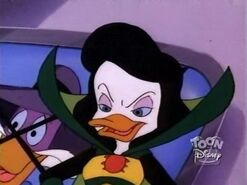 Plotting to get rid of Darkwing Duck
