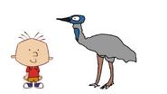 Stanley Griff meets Emu