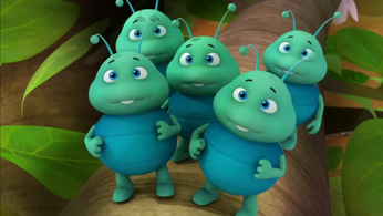 Aphids (Maya the Bee)