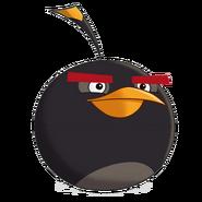 Bomb angry birds