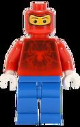 LEGO Spider-Man (Wrestling Raimi Suit)