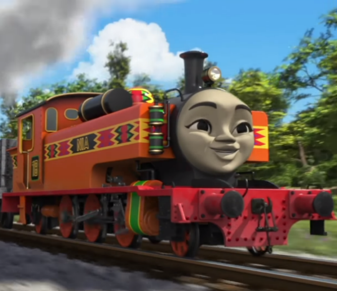 Nia thomas and friends the parody wiki fandom powered by wikia nia thomas and friends thecheapjerseys Image collections