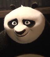 Po in Kung Fu Panda 2