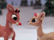 Rudolph sad about everybody