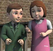 Stephen and Bridget Hatt