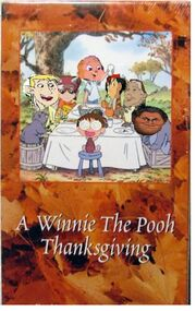 A Max the Pooh Thanksgiving VHS