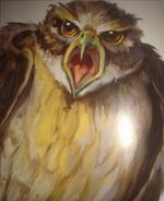 Hawk From Tinkerbell