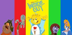 Inside Out (CareBearsFamilyWord Style)