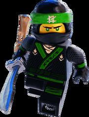 Ninja lloyd lego ninjago movie