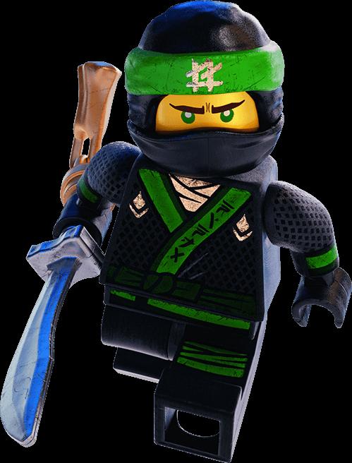Image - Ninja lloyd lego ninjago movie.png | The Parody Wiki ...