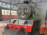 Thomas/The Fox and the Hound (The Blue Engine and the Green Engine) (Made By Daniel Pineda)