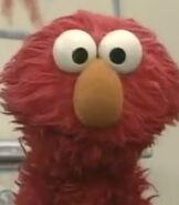Elmo in Balls