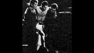 Freddie Mercury Injures His Leg On Stage 1984