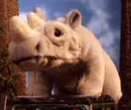 Robot Chicken Rhino