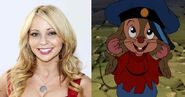 Tara Strong as Fievel Mousekewitz