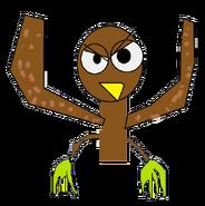The Hawk (Tinker Bell)
