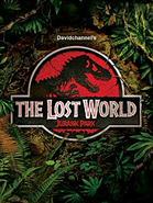 The Lost World- Jurassic Park (1997) (Davidchannel's Version) Poster