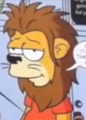 Bart the African Lion