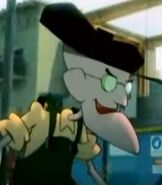 Eustace Bagge in Cartoon Network Commercial