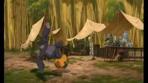 Madagascar 3: Disney Most Wanted