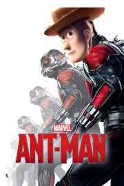 Marvel's Ant-Man - iTunes Movie Poster