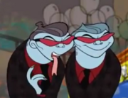 Mr. Yin and Mr. Min