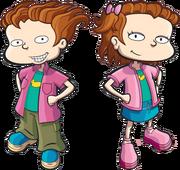 Phil and Lil DeVille AGU