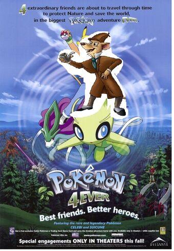 Pokemon 4ever Chris1701 Style The Parody Wiki Fandom