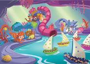 Replace treasures under the sea playland 136d426b