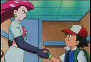 Ash and Jessie