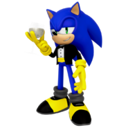 Black tie sonic render happy new year by nibroc rock datq4x1-fullview