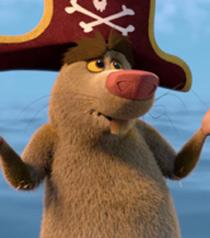 Captain Shiprat