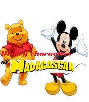 Disney characters of Madgascar