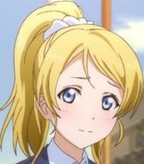 Eli Ayase in Love Live School Idol Project OVA