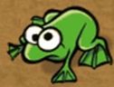 Frog in hugo lek och lar 1 den magiska eken
