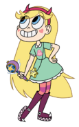 Star butterfly by star butterfly-d8ei5hm