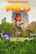 The Wild (Charlie BrownRockz Style 2006; Movie Poster)