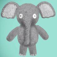 Elephant mix n match stuffed animals