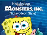 Monsters, Inc. (Nickelodeon Style)
