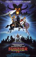 Starchaser The Legend of Orin (1985)